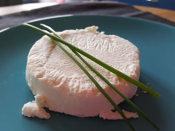 Thumbnail for Delectably Fresh Goat Cheese to Eat